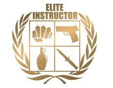 Reality-Based Personal Protection Elite Instructor logo